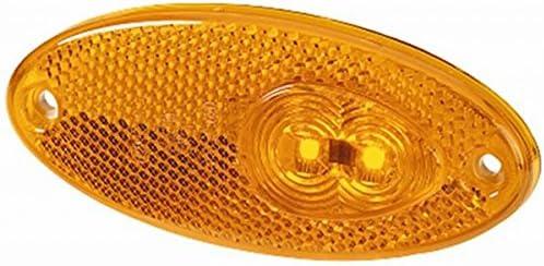 gelb HELLA 2PS 964 295-067 Seitenmarkierungsleuchte 12 V 0,04 A
