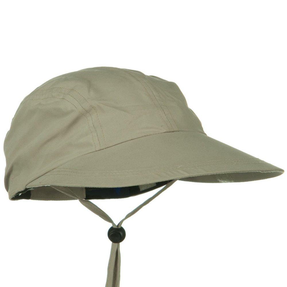 e4Hats.com Removable Wide Brim Cap