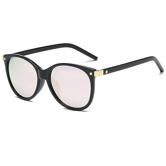 Aoligei Männer und Frauen Sonnenbrillen retro Sonnenbrille Street Film Sonnenbrillen Trend blendend DZiO3CSv