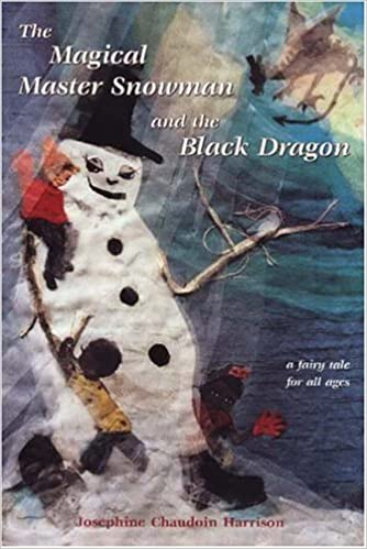 Book The Magical Master Snowman and the Black Dragon