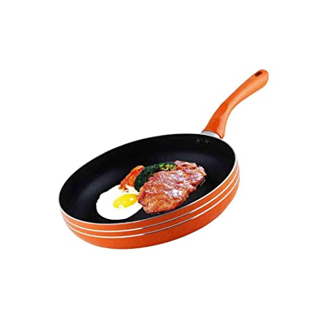 FF Sartén Wok Menos Aceite Humo Antiadherente Cacerola Omelette Doméstica Olla de inducción de gas Universal