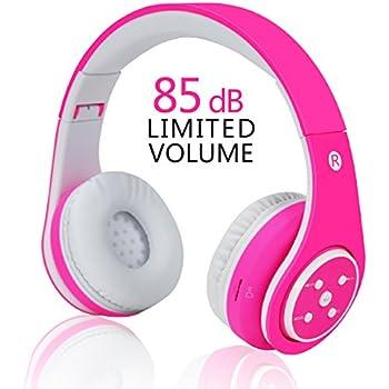 Amazon.com: Wireless Bluetooth Kids Headphones,VOTONES