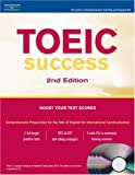 TOEIC Success, Thomson Peterson's Staff, 0768922836