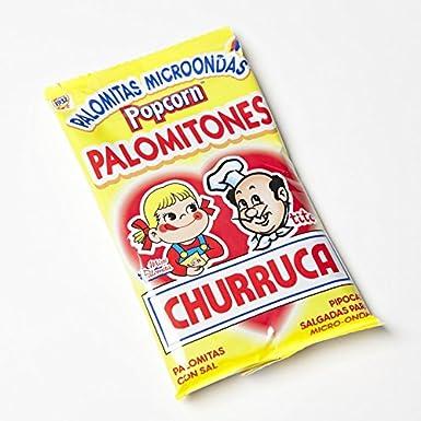 Palomitas de microondas 16 u.: Amazon.es: Alimentación y bebidas