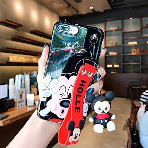 sale retailer 21450 5c569 Amazon.com: iPhone 6S Plus/6 Plus Case, Cute Cartoon Mickey Mouse ...