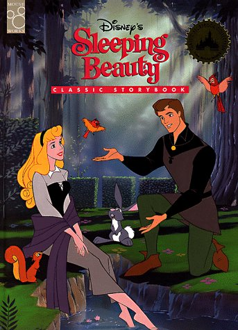 (Disney's Sleeping Beauty: Classic Storybook (Mouse Works Classic Storybook Collection) )