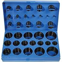 MagiDeal 40 Pcs Assortimento Valvola Shrader Core Attrezzo R134a R12 kit Valvole HVAC Per Riparazione A//C