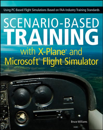 Picture of a ScenarioBased Training with XPlane and