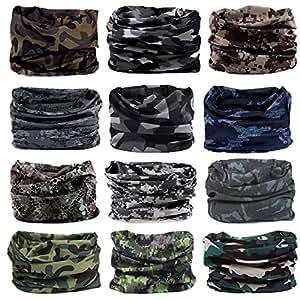 6aaacd04dd5 Amazon.com  Headwear Head Wrap Sports Headband Sweatband Casual ...
