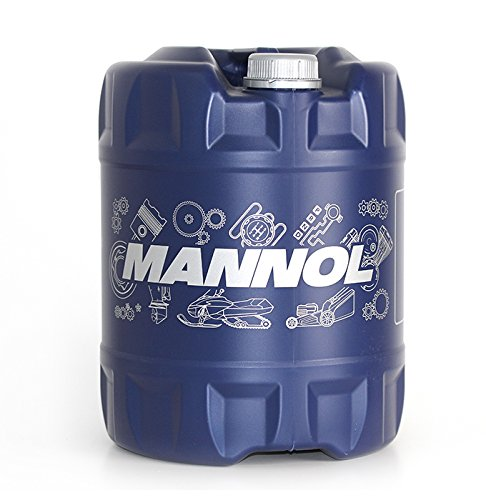 Mannol molibden Diesel 10 W-40 Olio motore API cg-4/CF 4/SJ, 20 litri 20litri MN7506-20