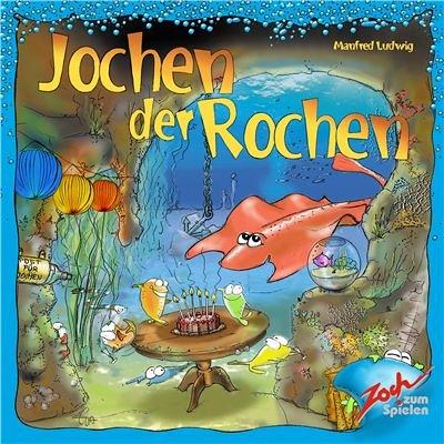 Jochen der Rochen B0006HJEN6 Spiele Berühmter Laden     | Elegante Und Stabile Verpackung