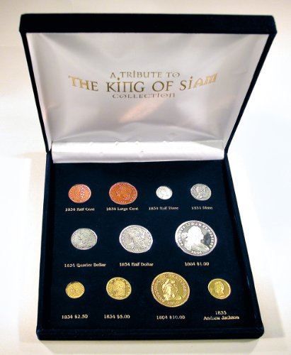 Siam Collection - American Coin Treasures Tribute to The King of Siam Collection