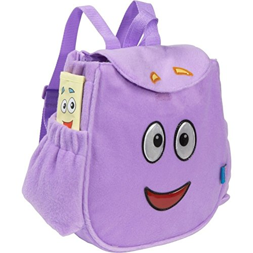 Dora the Explorer Plush Backpack Bag ()