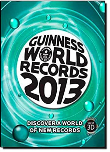guinness world records 2013 guinness world records 9781904994879