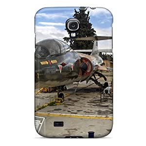 New MeSusges Super Strong F 104 Tiger Case Cover For Galaxy S4