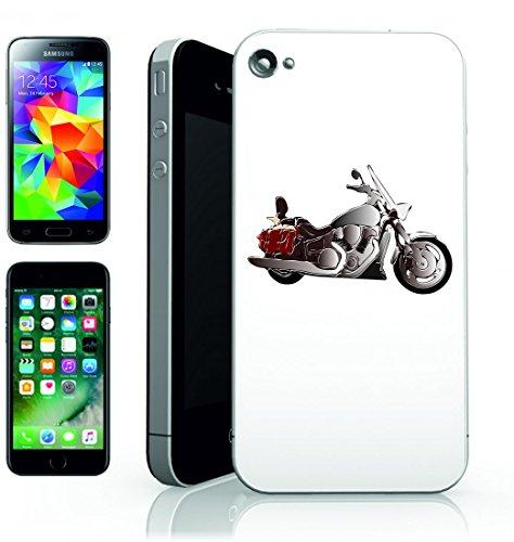 Smartphone Case motociclo della bicicletta di trasporto di traffico del motociclista motocross giro di viaggio autista di Avventura di velocità del motore per Apple Iphone 4/4S, 5/5S, 5C, 6/6S, 7&