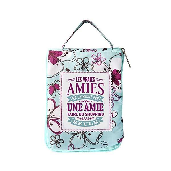 LES PETITES NANAS – Sac shopping personnalisé AMIE 1 – 04221000008