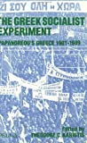 The Greek Socialist Experiment, , 0918618487