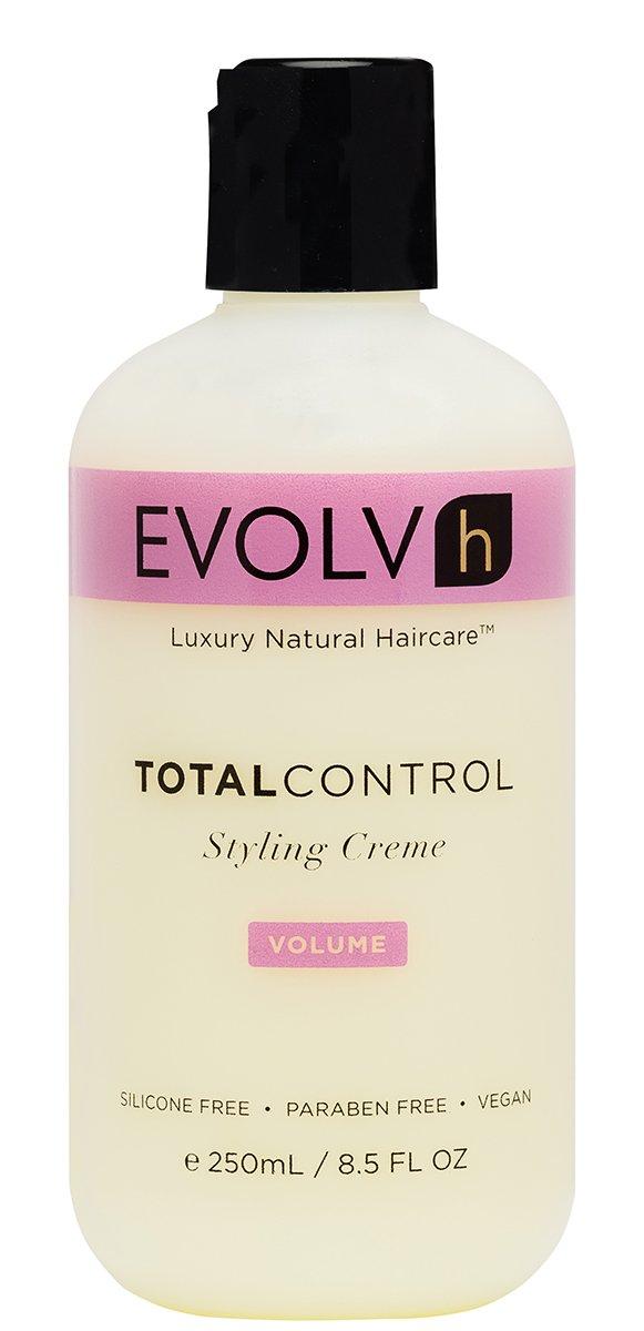 EVOLVh - Organic TotalControl Styling Creme (8.5 fl oz/250 ml) by EVOLVh