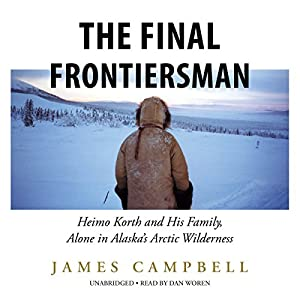 The Final Frontiersman Audiobook