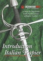 Introduction To The Italian Rapier DVD: