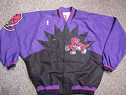 24e652c2a00 Image Unavailable. Image not available for. Color  Nike Warm Up Jacket s  Toronto Raptors New ...