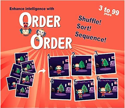 A4Algo Order Order Educational Games for 5+ Smart Edge Concepts for  Reasoning and Algorithm