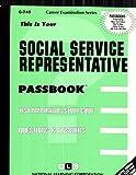 Social Service Representative, Jack Rudman, 0837307457