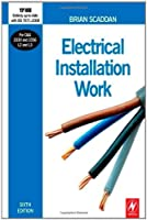 Electrical Installation Work, 6th Edition Front Cover
