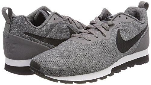 Black Chaussures 2 Gymnastique Nike De Smoke 003 Eng Runner Mesh Grey vast white gun Md Pour Homme qBFSXw7