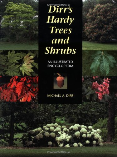 Dirr's Hardy Trees and Shrubs: An Illustrated Encyclopedia (Manual Of Woody Landscape Plants 6th Edition)