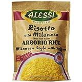 Alessi Milanese Risotto With Saffron, 8 Oz