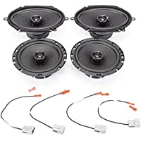 1992-1996 Ford Bronco Complete Premium Factory Replacement Speaker Package by Skar Audio