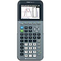 Texas Instruments TI-84 Plus CE Silver Graphing Calculator