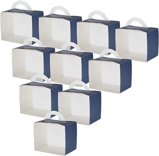 SM SunniMix 10 Cajas de Regalo DIY Caja de Regalo Caja de Regalo ...