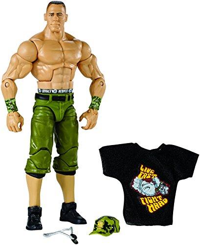 WWE Wrestlemania Elite John Cena Figure