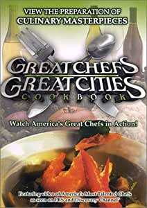The Great Chefs-Great Cities Cookbook