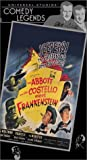 Abbott & Costello Meet Frankenstein [VHS]
