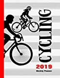 Cycling 2019: Weekly Planner
