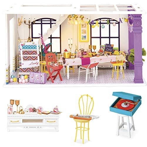 Rolife Wooden Dollhouse Kit