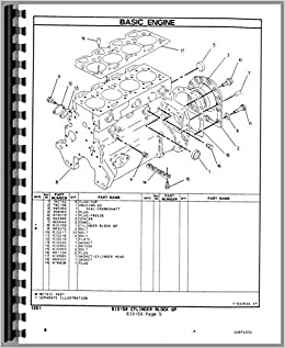 Caterpillar 416b tractor loader backhoe parts manual caterpillar caterpillar 416b tractor loader backhoe parts manual caterpillar manuals 6301147636614 amazon books fandeluxe Image collections