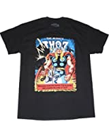 Marvel The Mighty Thor Mens T shirt size: Medium