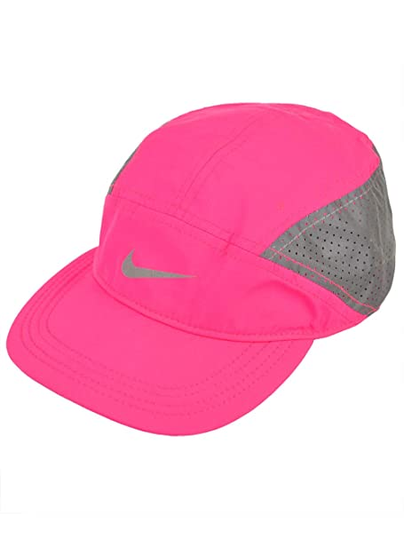 timeless design e0244 9954b Nike Unisex Featherlight Dri-Fit Baseball Cap - Hyper Pink, 2t - 4t