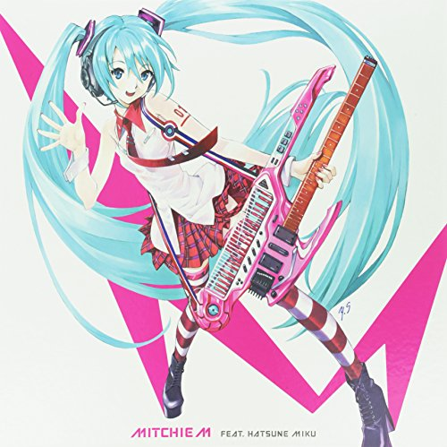 mitchie-m-feat-hatsune-miku-greatest-idol-cd-dvd-japan-ltd-cd-mhcl-2373