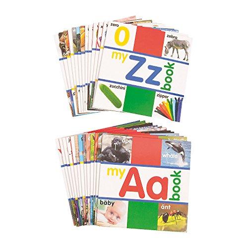 Alphabet A Thru Z Readers - Educational - Teaching Aids - Reading - 26 Pieces