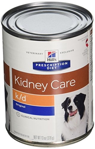 Kidney Canine Food Diet (Hill's Prescription Diet k/d Renal Health Canned Dog Food (12 13-oz cans))
