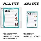 Samsill 100 Mini Clear Heavyweight Sheet