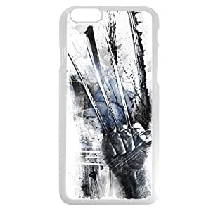 "UniqueBox Customized Marvel Series Case for iPhone 6 4.7"", Marvel Comic Hero X-Men Wolverine Logan iPhone 6 4.7"