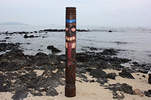 Big Kahuna Chief Tiki Totem 63