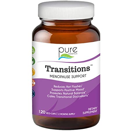Amazon.com: Pure Essence Labs - Transiciones, 120, 1: Health ...